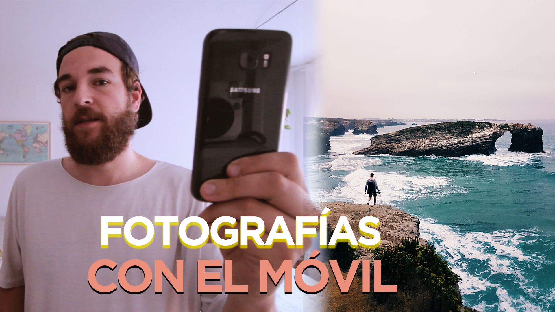 Temporada 1 Consejos para hacer fotos con el móvil