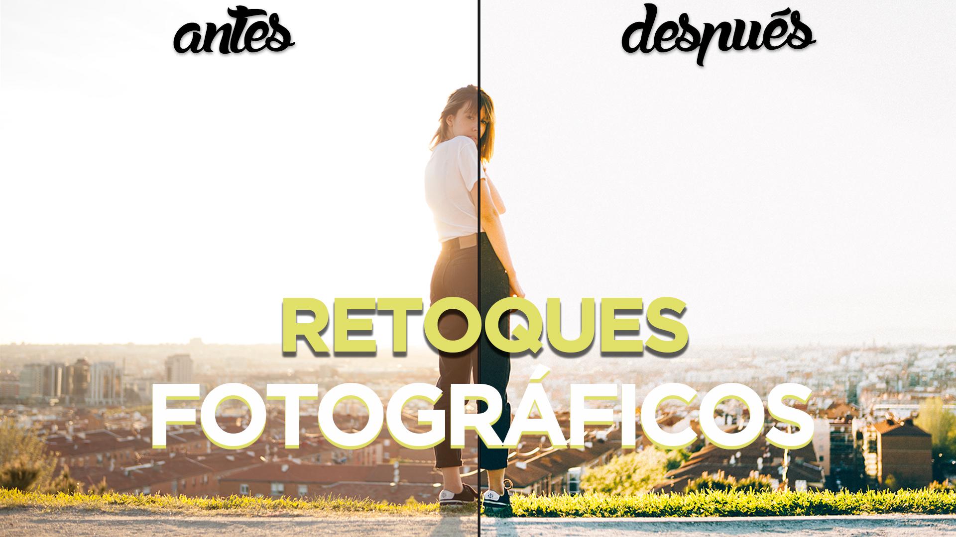 Temporada 1 Trucos para hacer retoques fotográficos