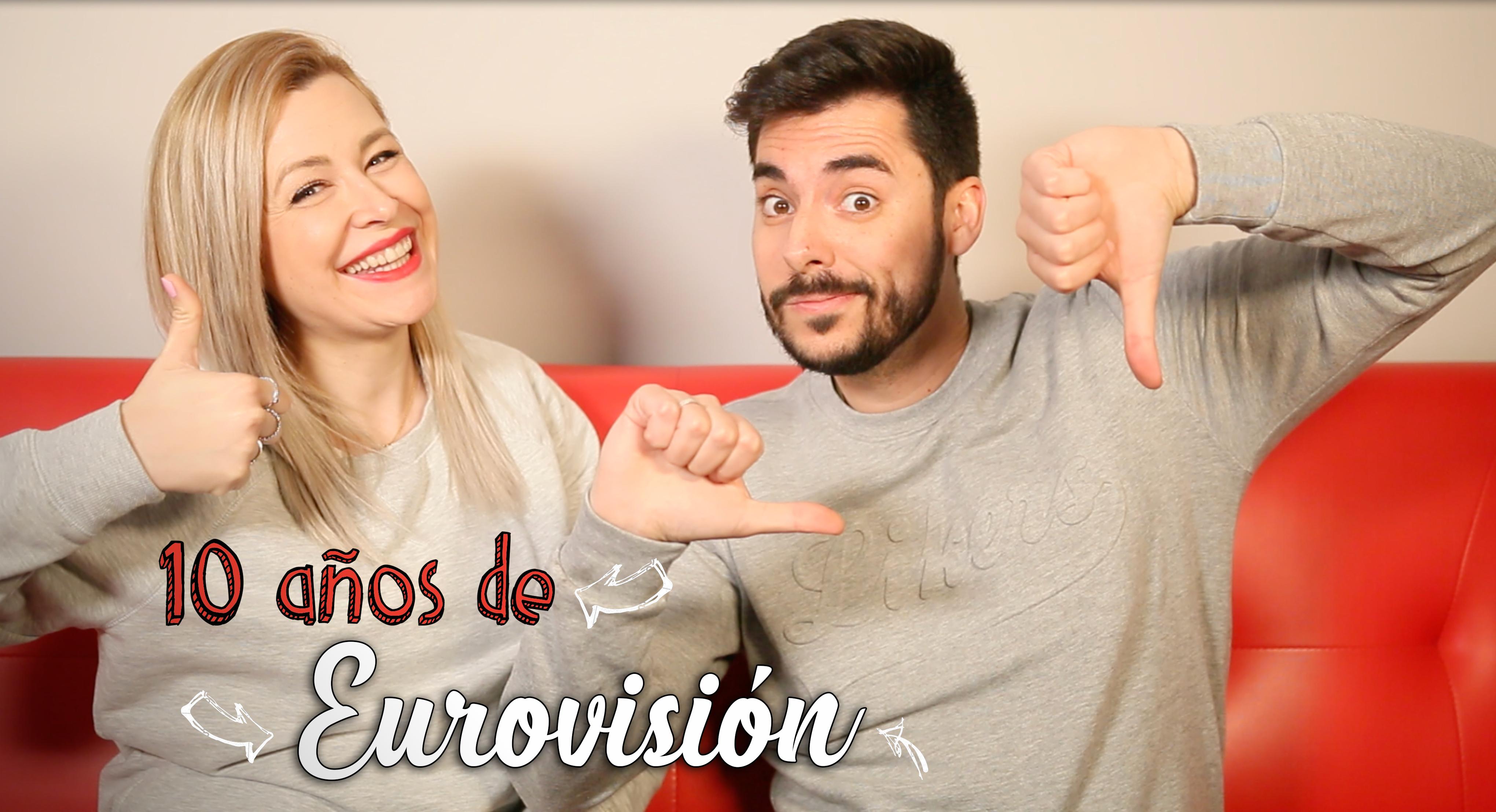 Temporada 1 10 años de Eurovisión