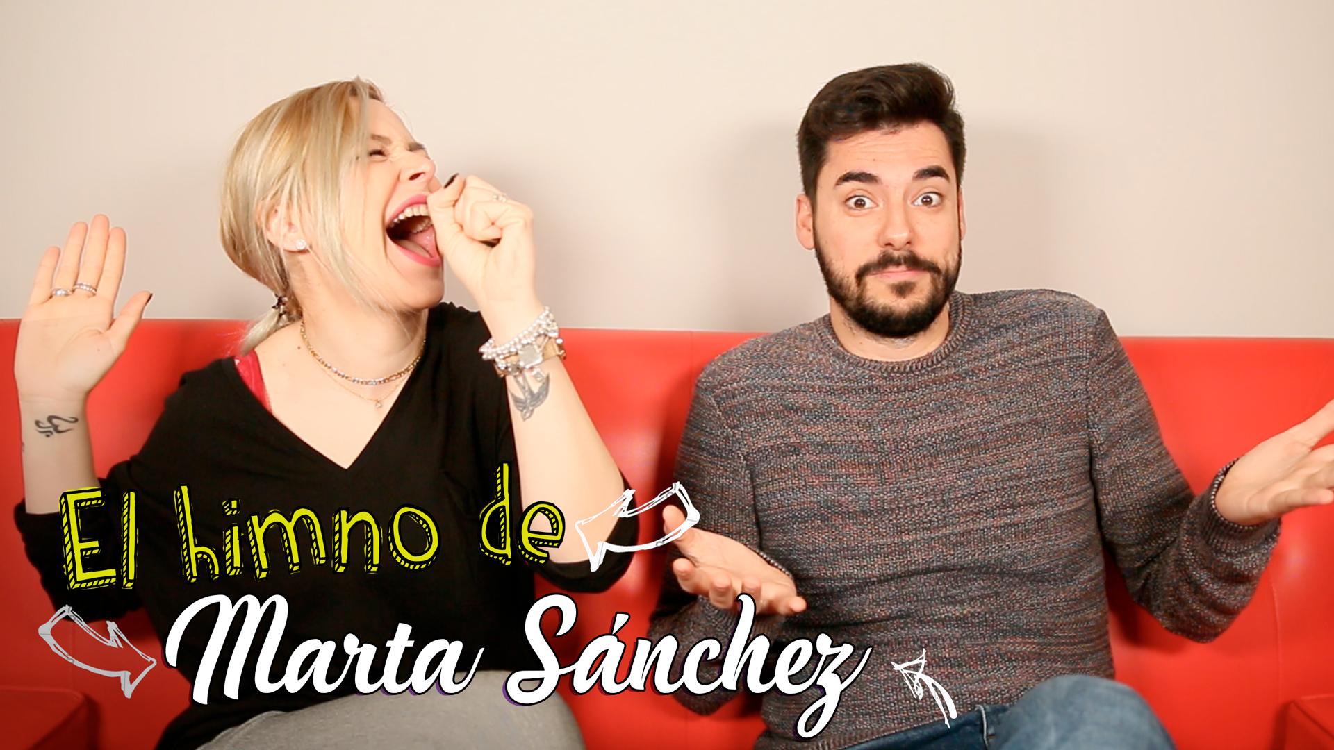 Temporada 1 El himno de España de Marta Sánchez