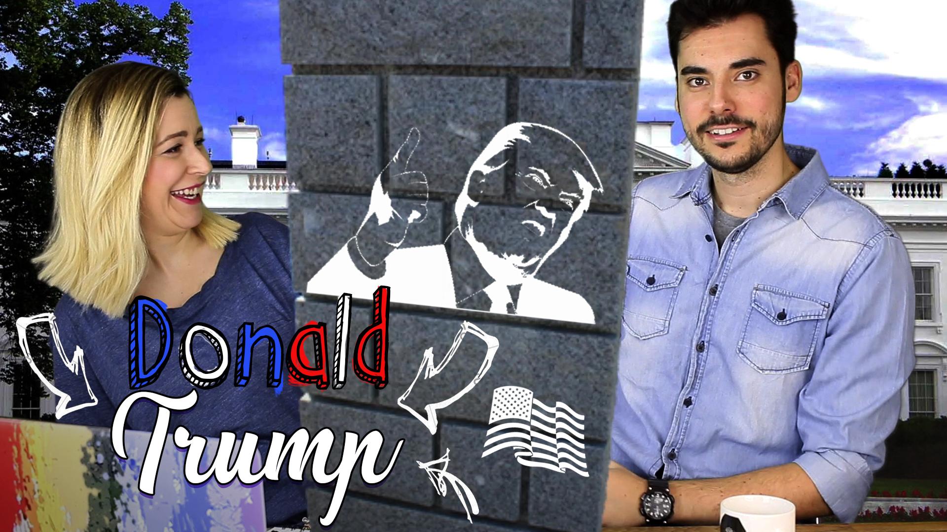 Temporada 1 ¿Virtudes de Donald Trump?