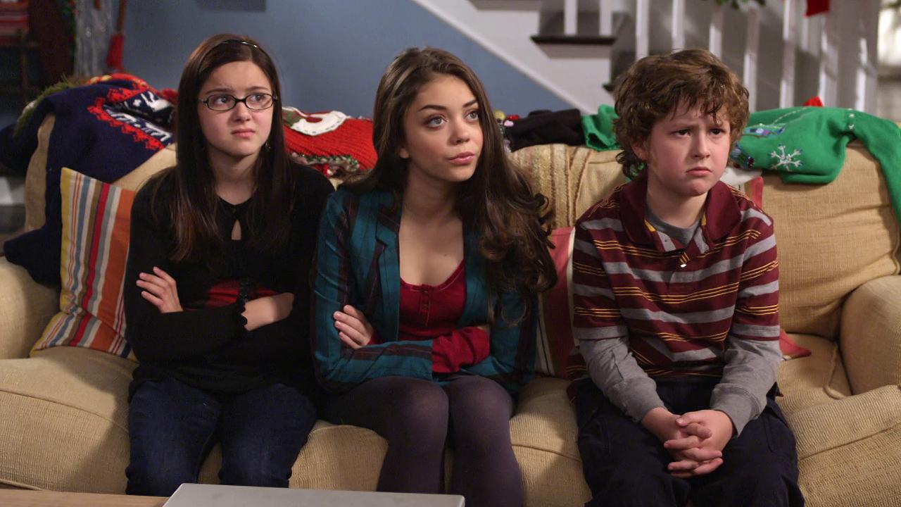 Temporada 1 T1 - C10: Adiós a la Navidad