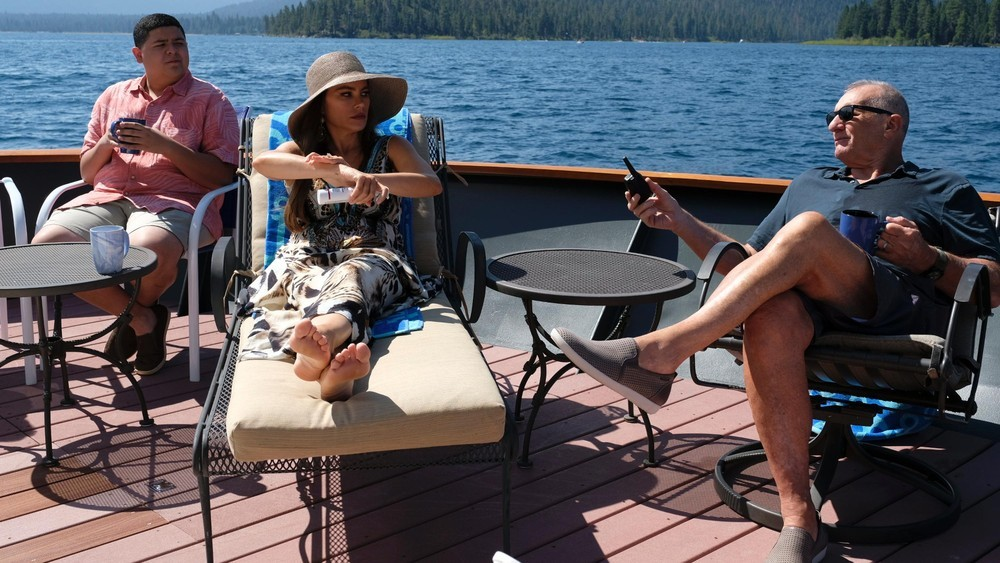 Temporada 9 T9 - C1: La vida en el lago