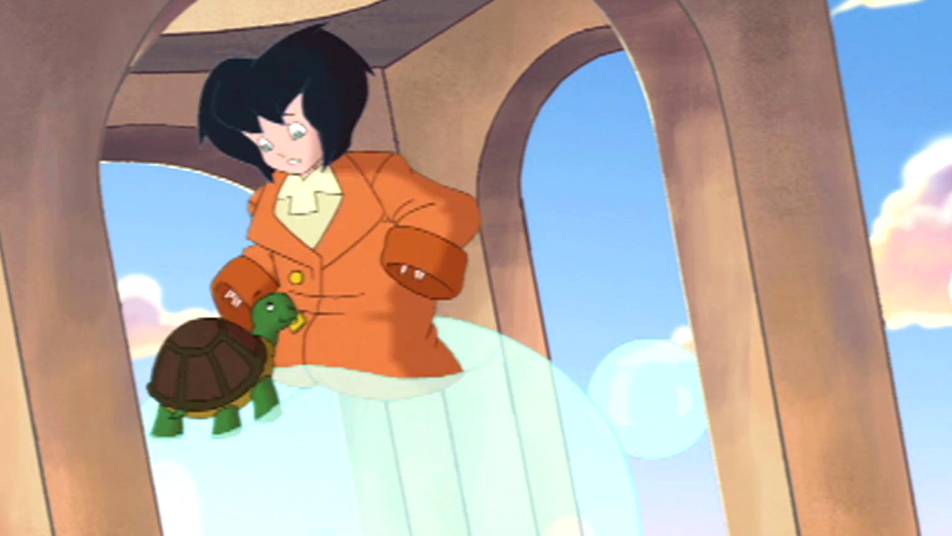 Temporada 1 Capítulo 12: Momo huye