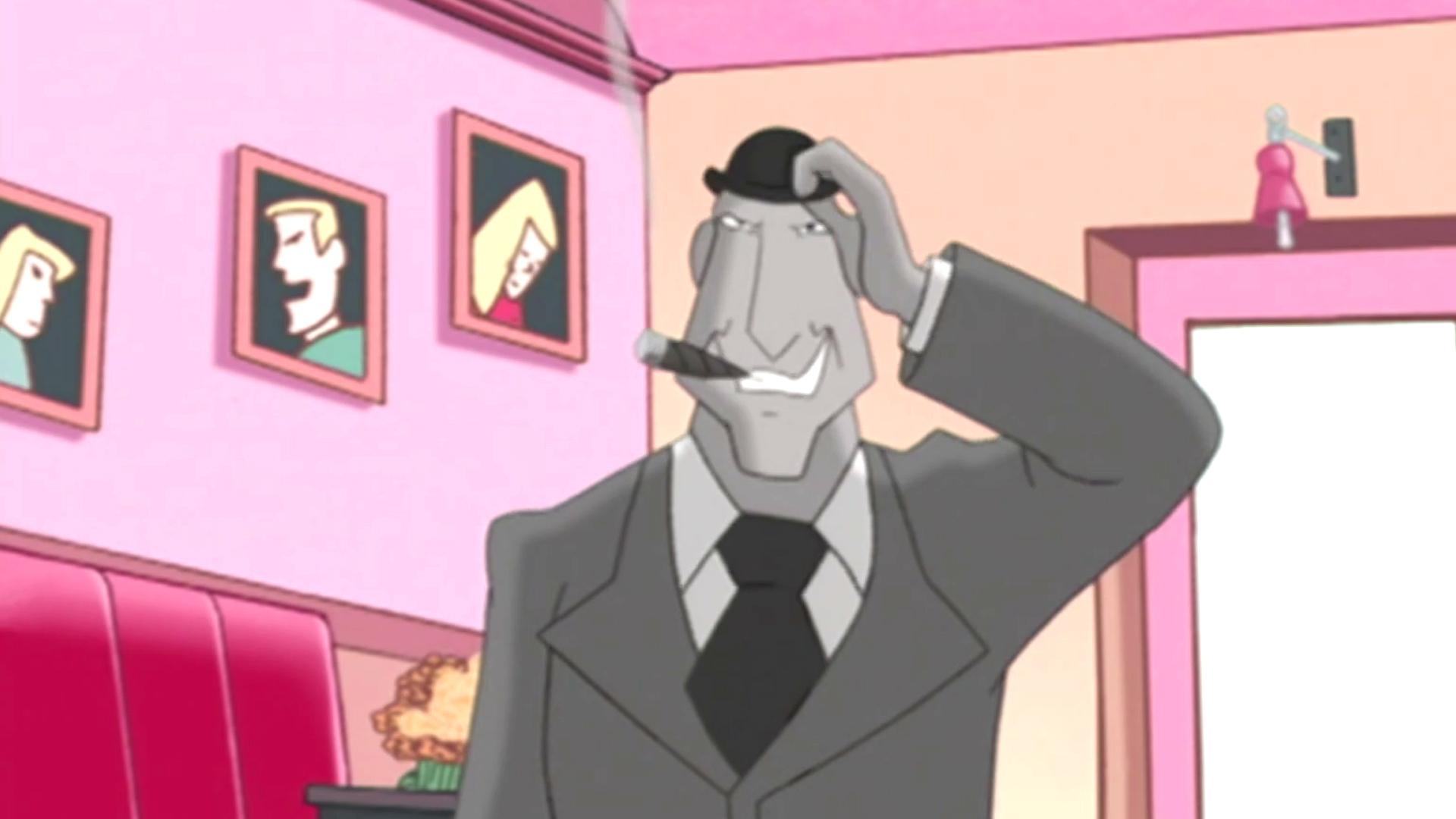 Temporada 1 Capítulo 3: Momo y el visitante gris