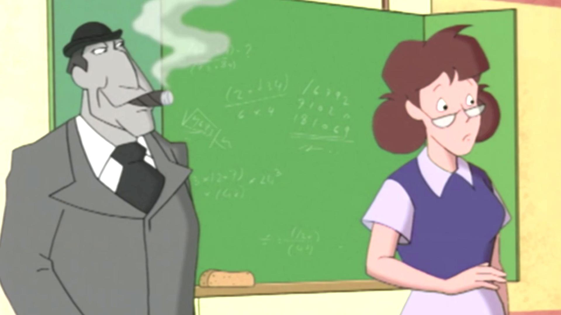 Temporada 1 Capítulo 5: Momo en el colegio