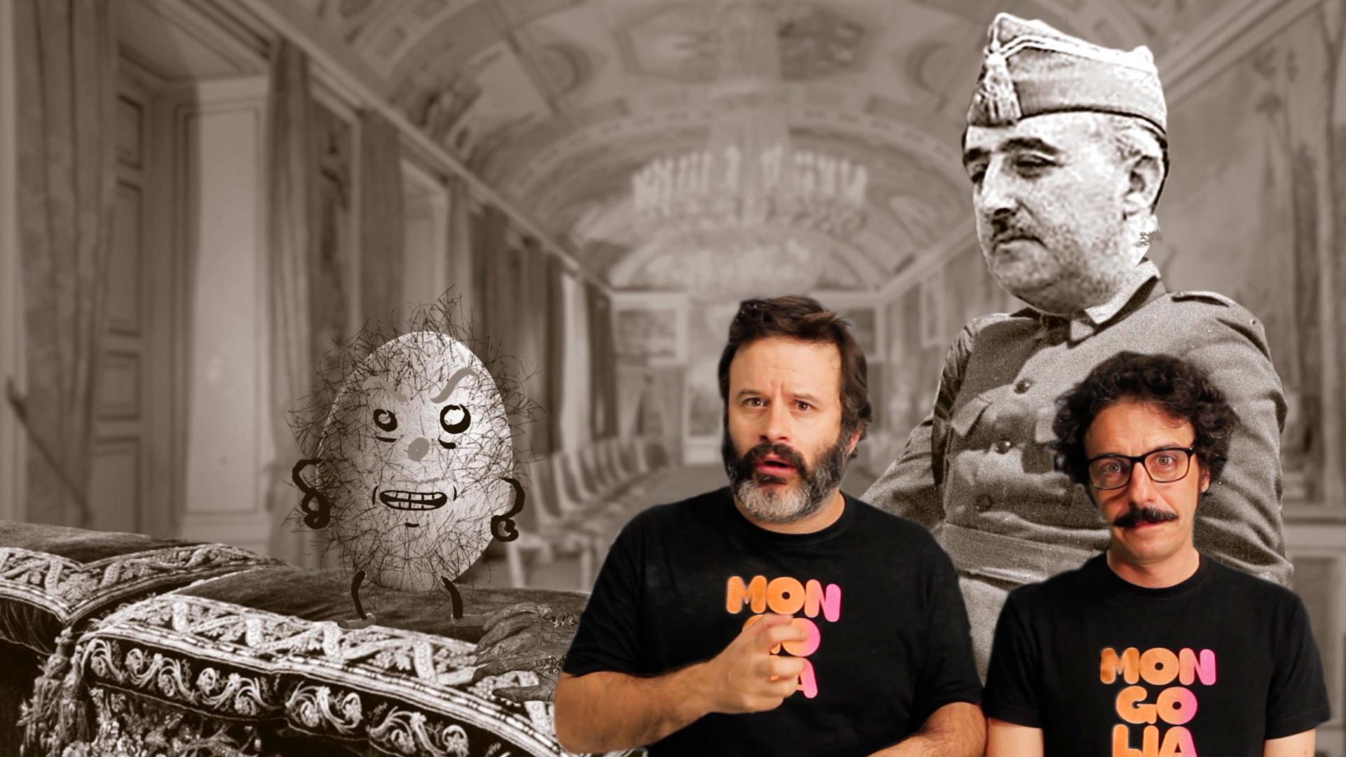 Temporada 1 ¿Qué fue del huevo izquierdo perdido de Franco?