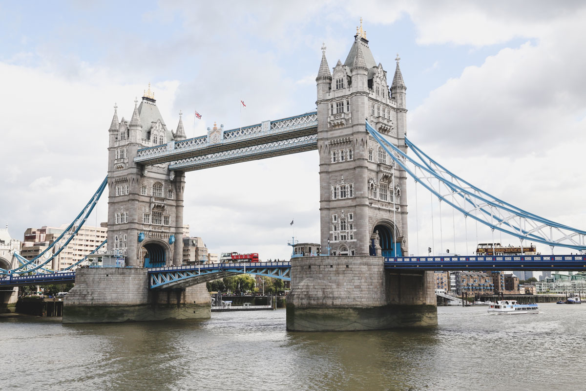 Temporada 1 Programa 4: Londres