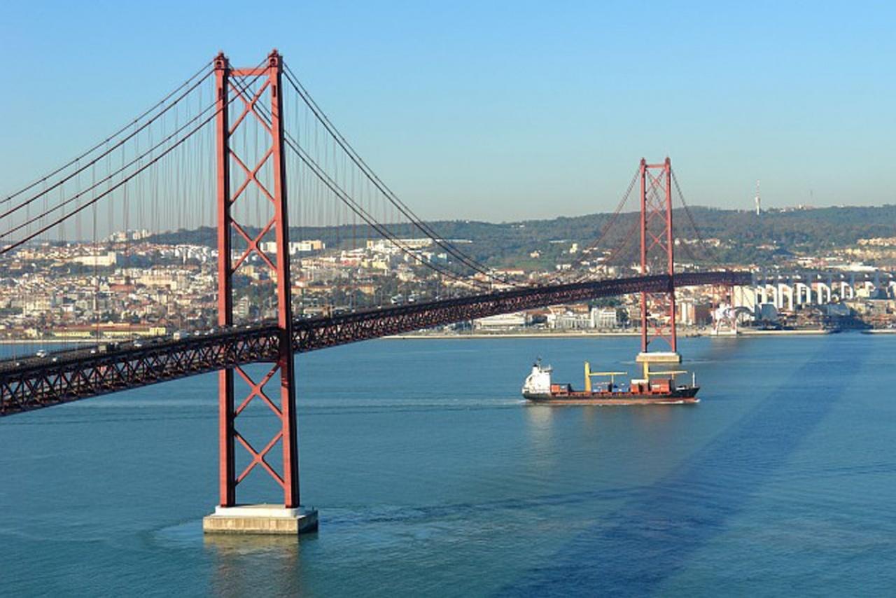 Temporada 1 Programa 7: Lisboa