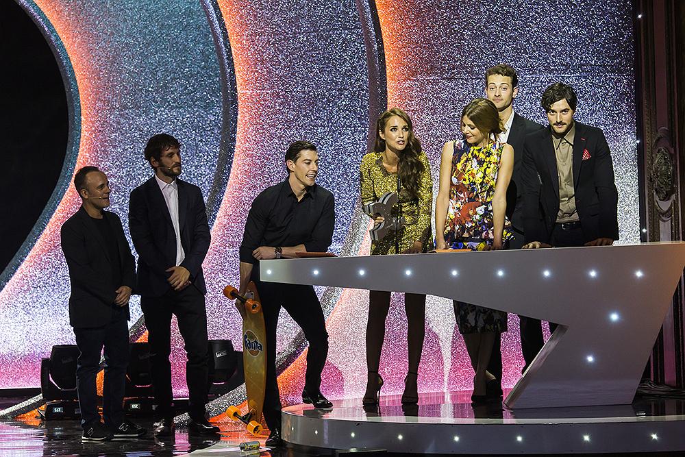 Temporada 1 Gala 2014