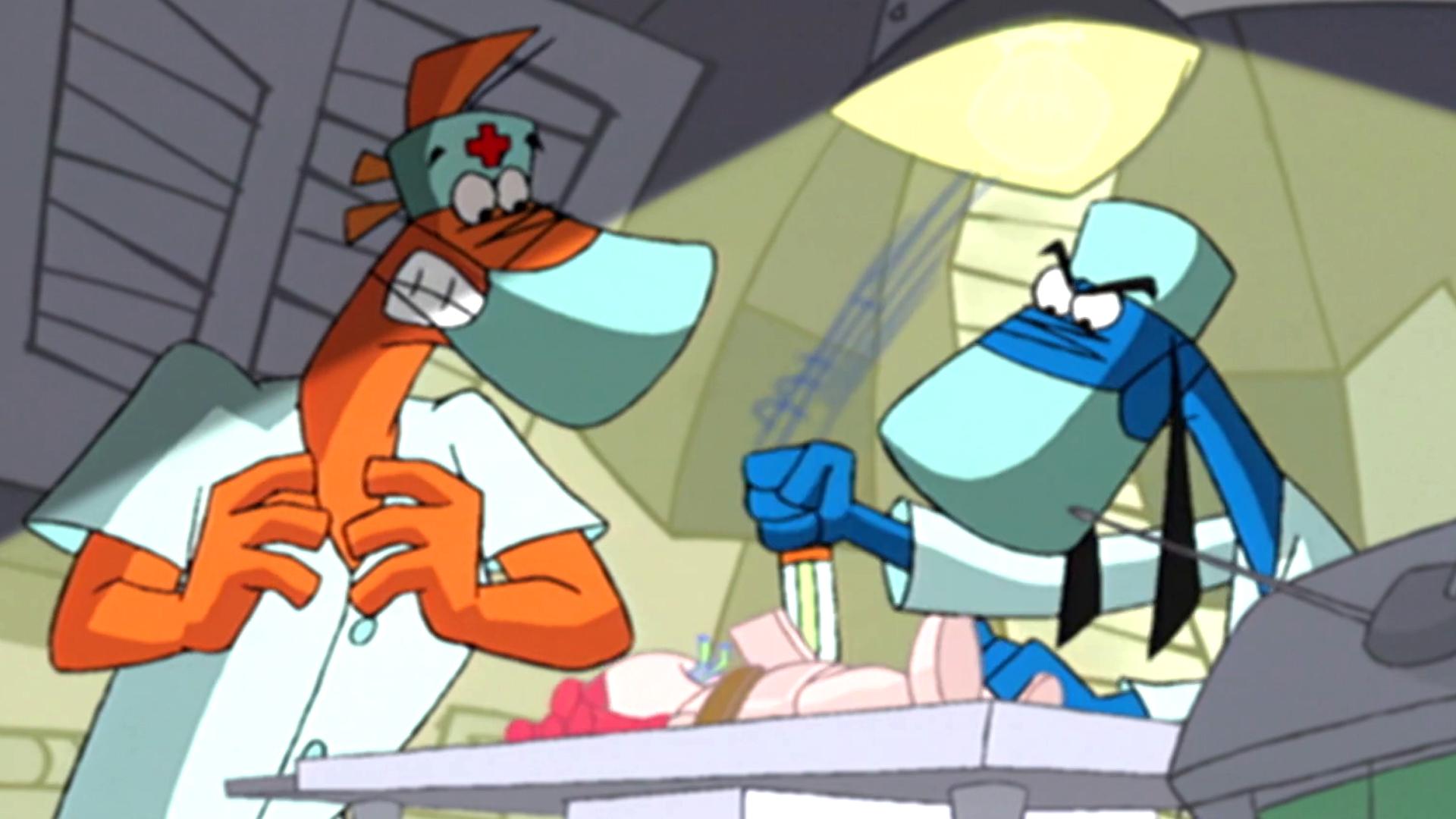 Temporada 1 Capítulo 2: Este robot es un horror