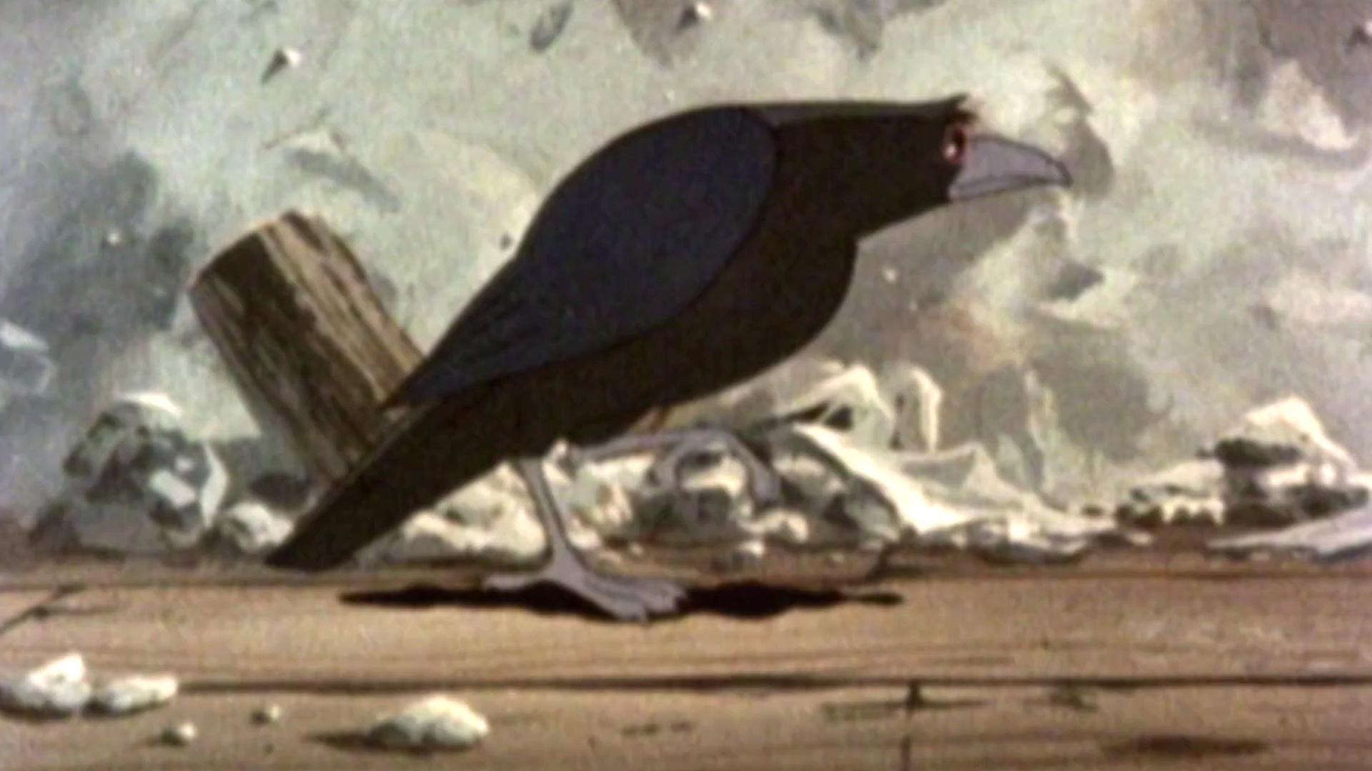 Temporada 1 Capítulo 27: Bataki el Cuervo