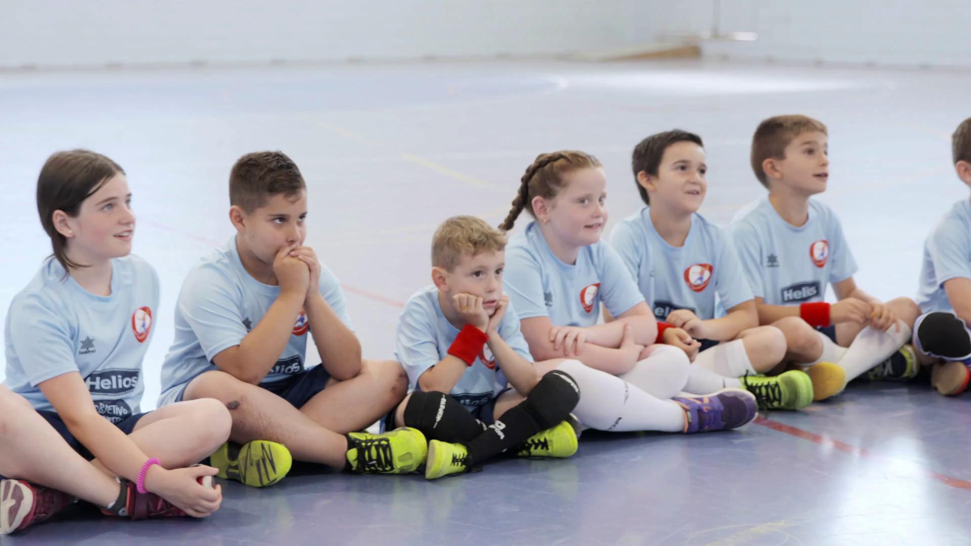 Temporada 1 Deporte en equipo