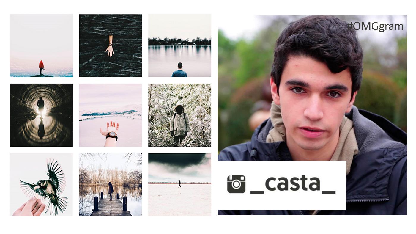 Temporada 1 @_casta_, las fotos más bonitas de España