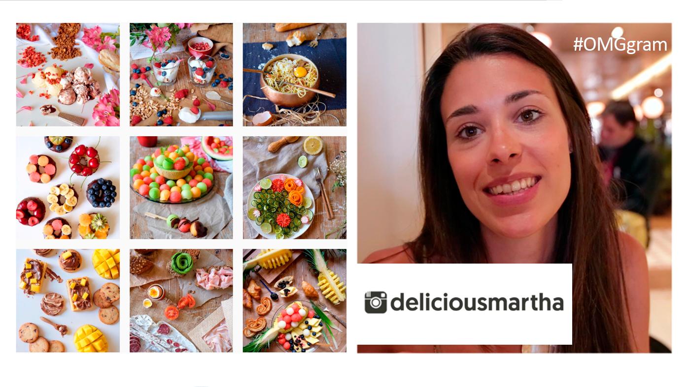 Temporada 1 @DeliciousMartha, el arte culinario en imágenes