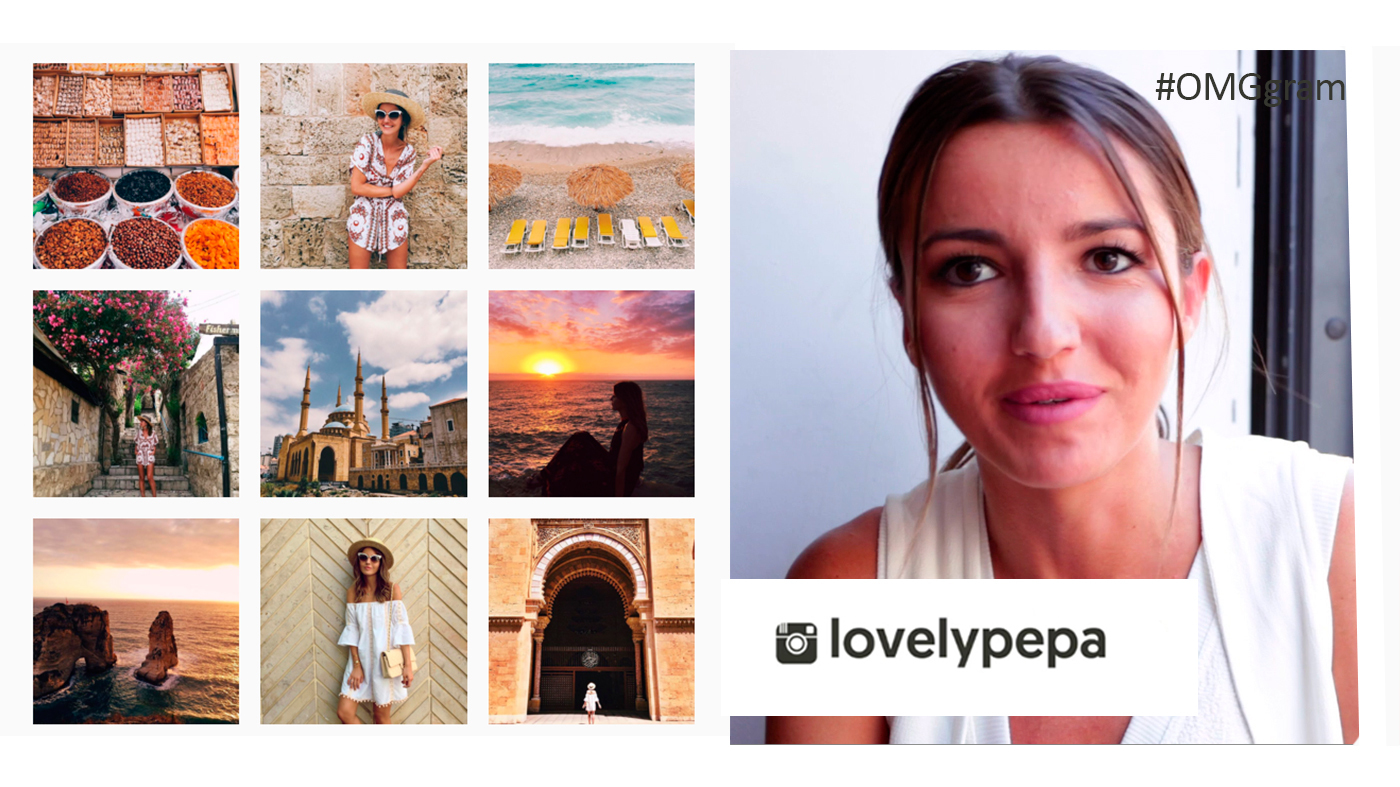 Temporada 1 @LovelyPepa, mucho color y perfección
