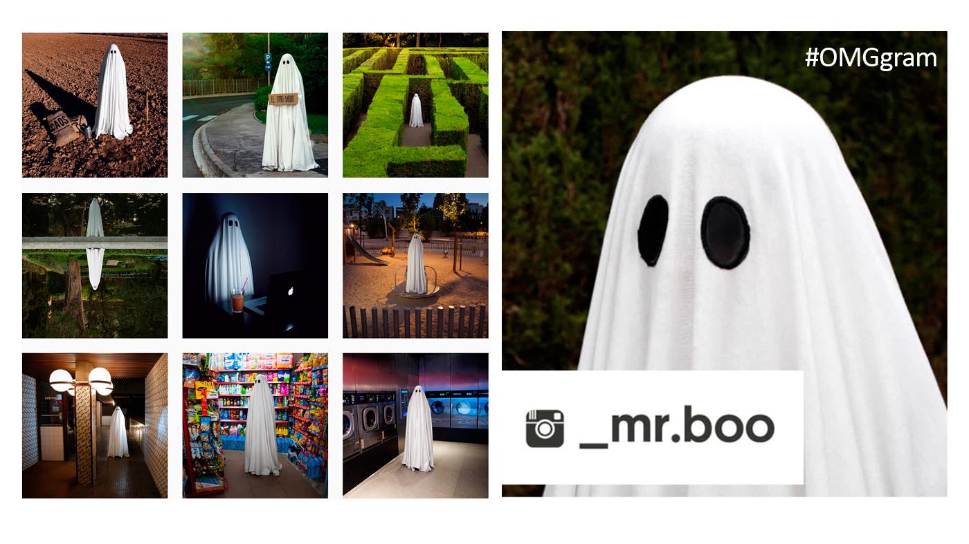 Temporada 1 @_mr.boo, el fantasma más famoso de Instagram