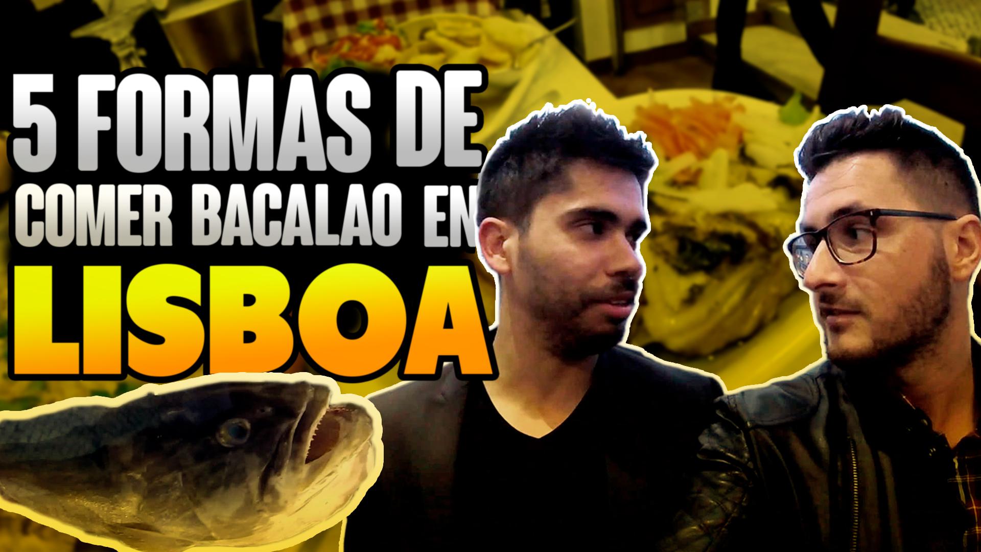 Temporada 1  Bacalao cocinado de 5 formas diferentes en Lisboa
