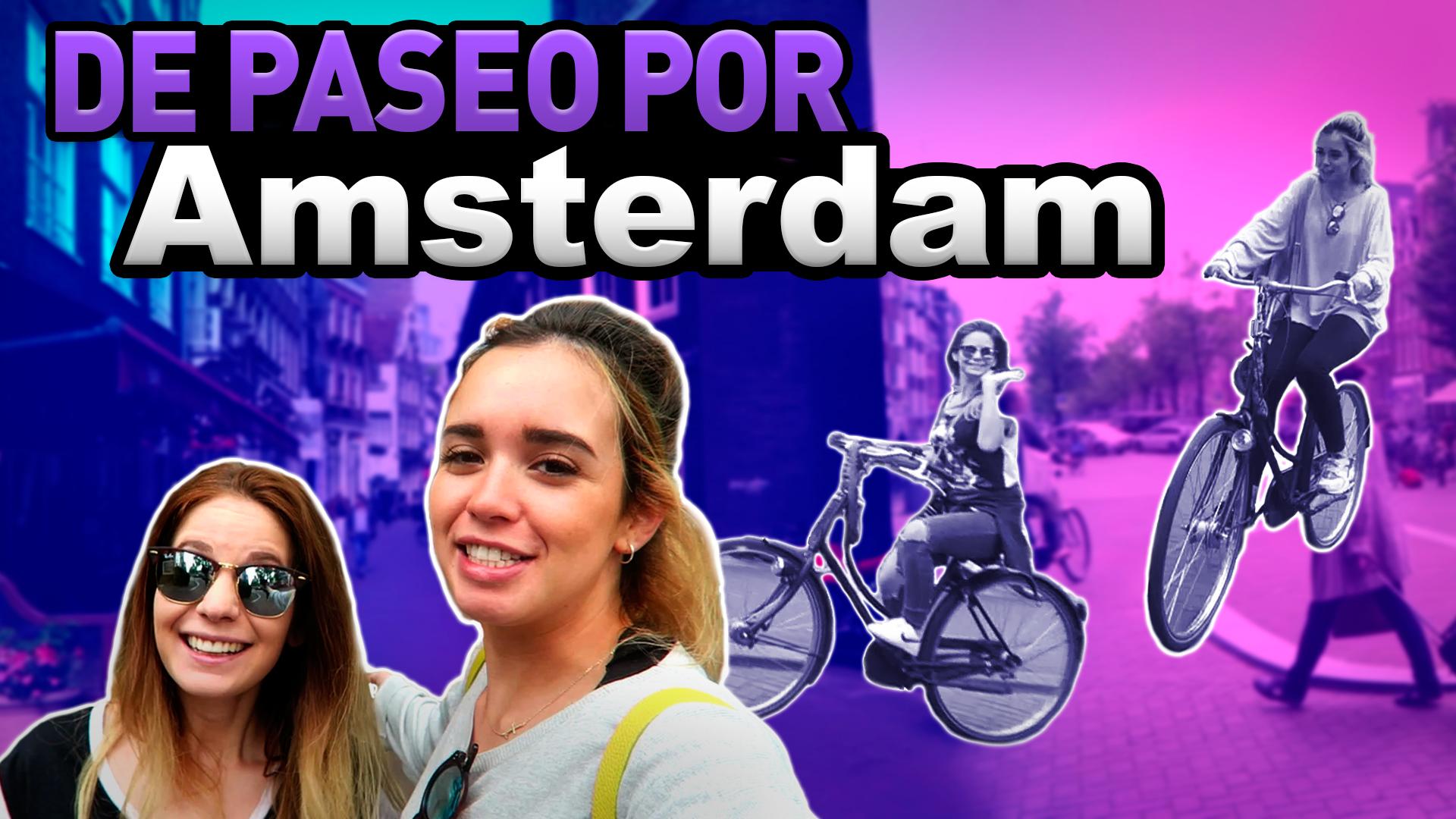 Temporada 1  De paseo por Amsterdam