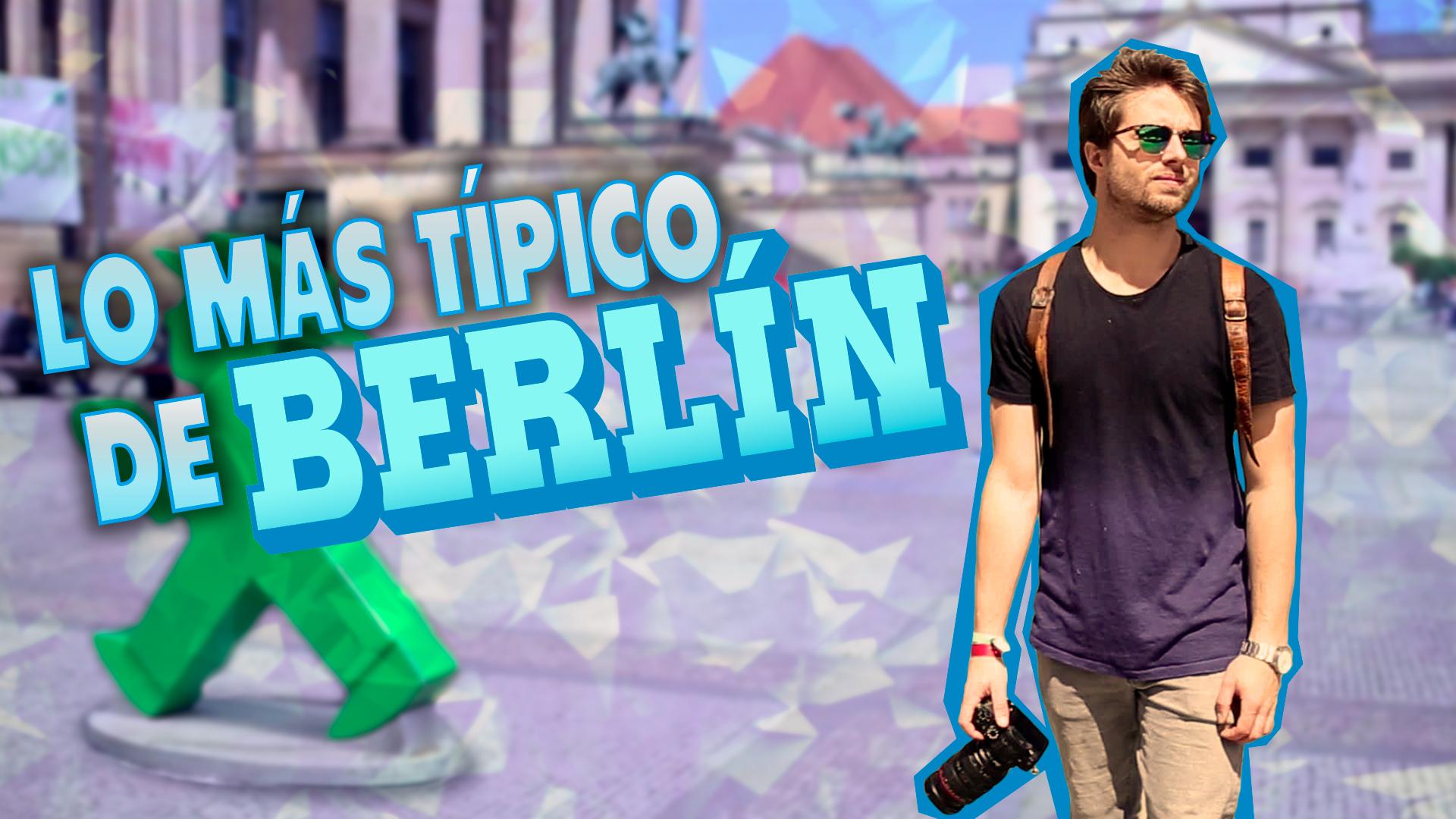Temporada 1  Hacerse el hipster en Berlín