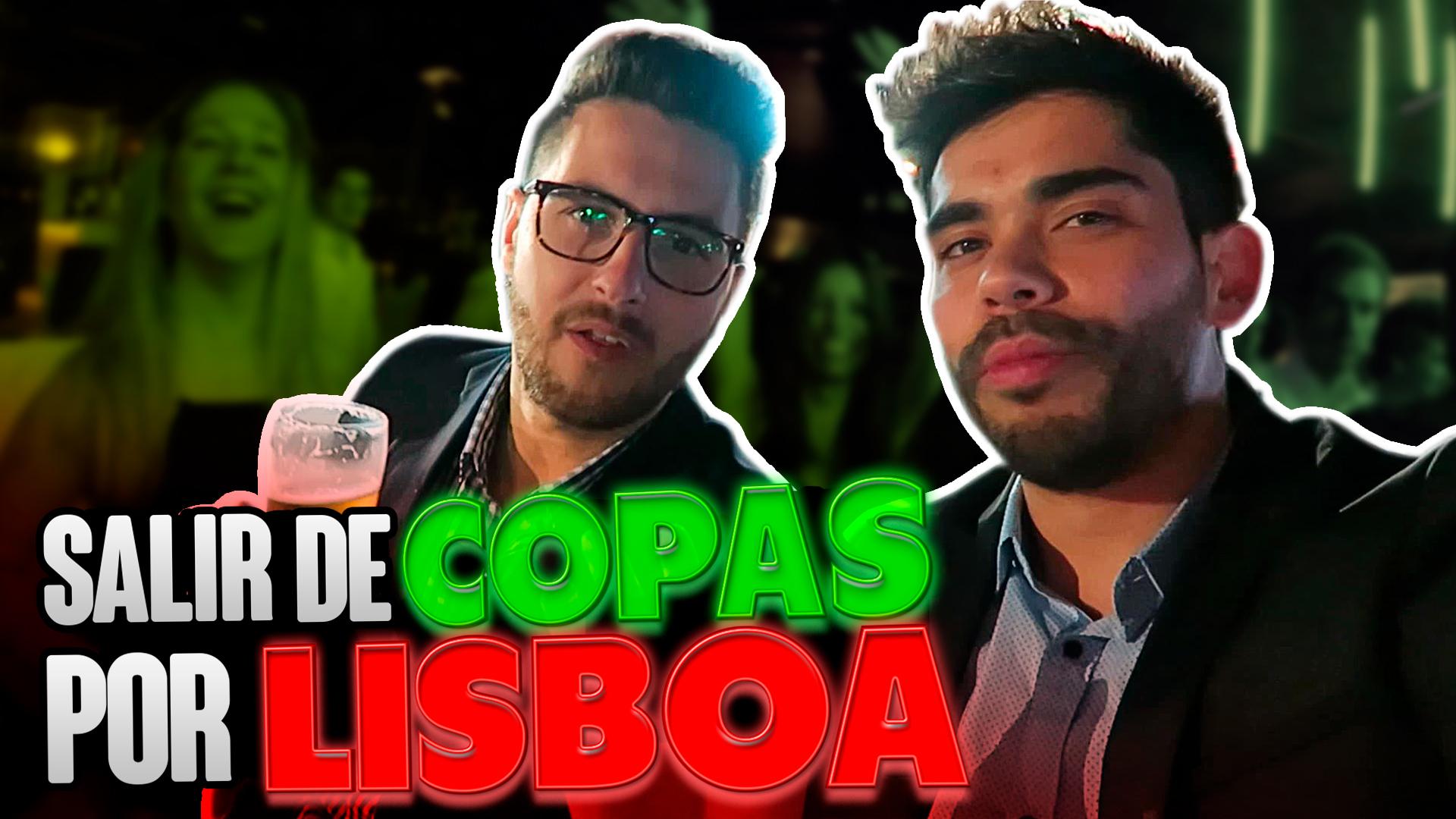 Temporada 1  Los mejores sitios para salir por Lisboa