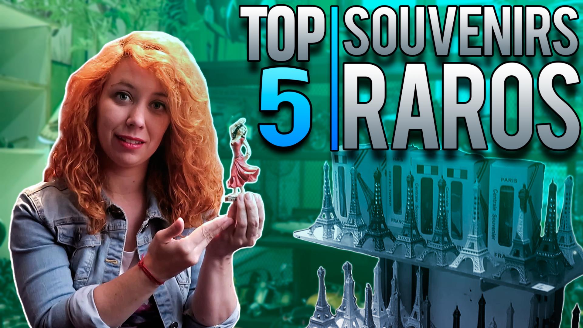Temporada 1  Los souvenirs más feos de París