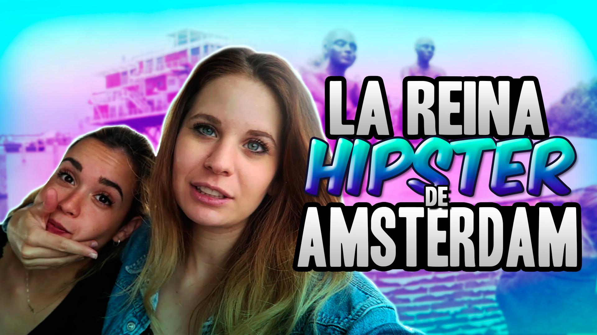 Temporada 1  Rebeca Terán, la reina Hipster de Ámsterdam