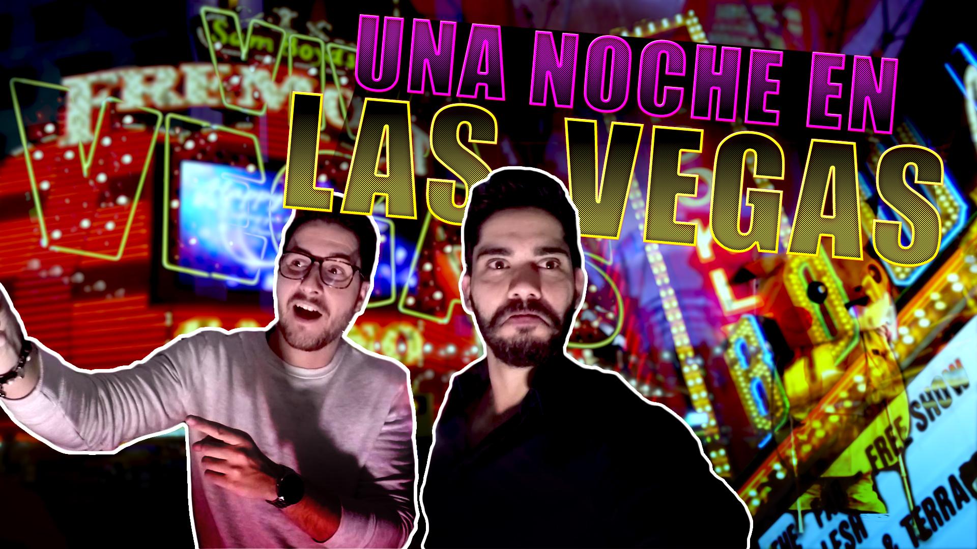 Temporada 1  Recorrido nocturno por Las Vegas