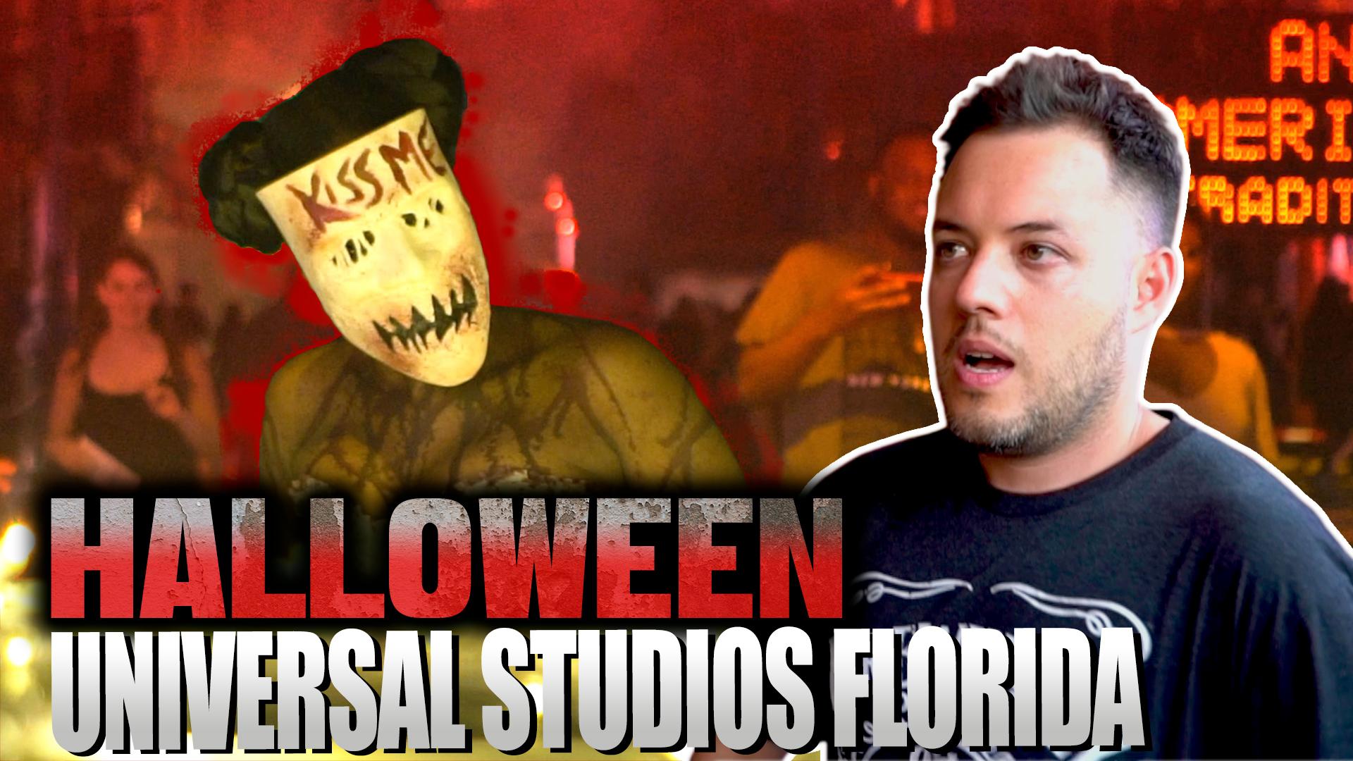 Temporada 1  Rush Smith visita Universal Orlando Resort
