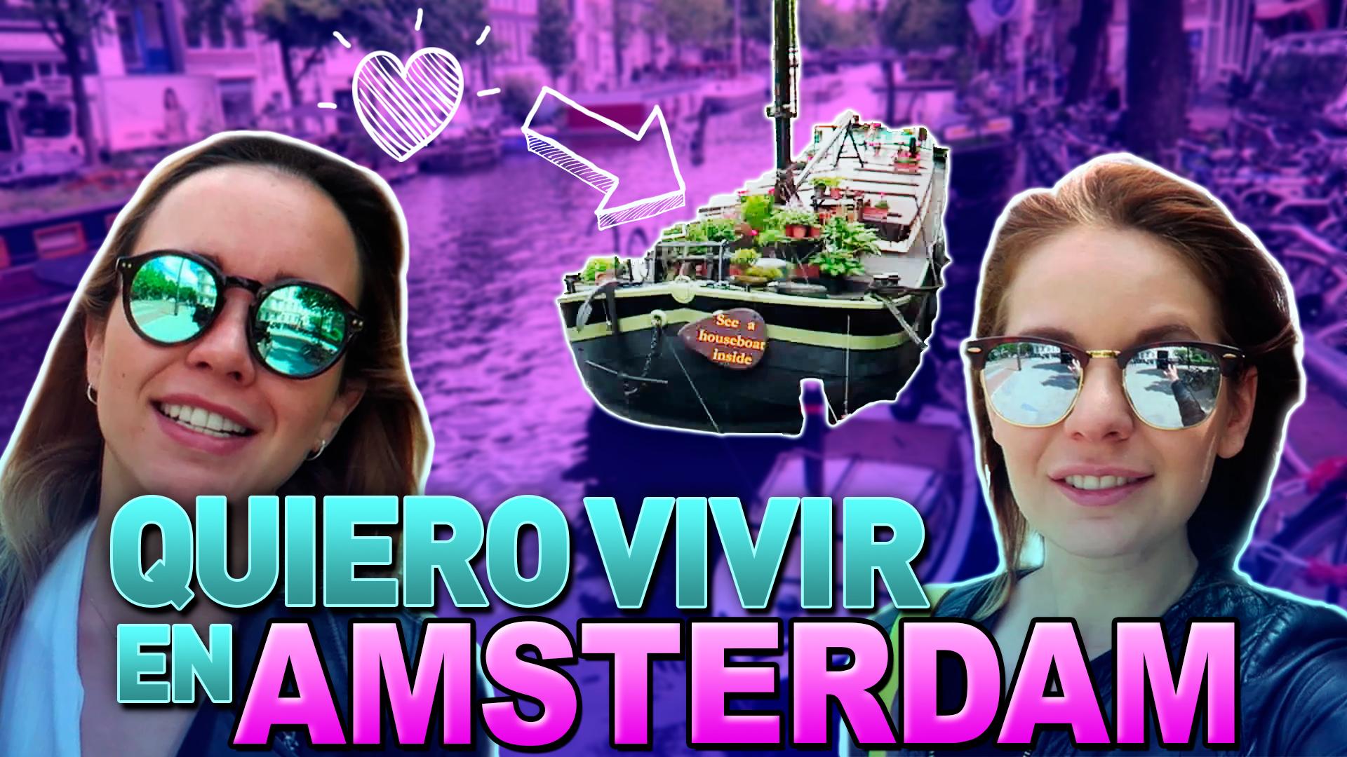 Temporada 1  Vik quiere vivir en Ámsterdam