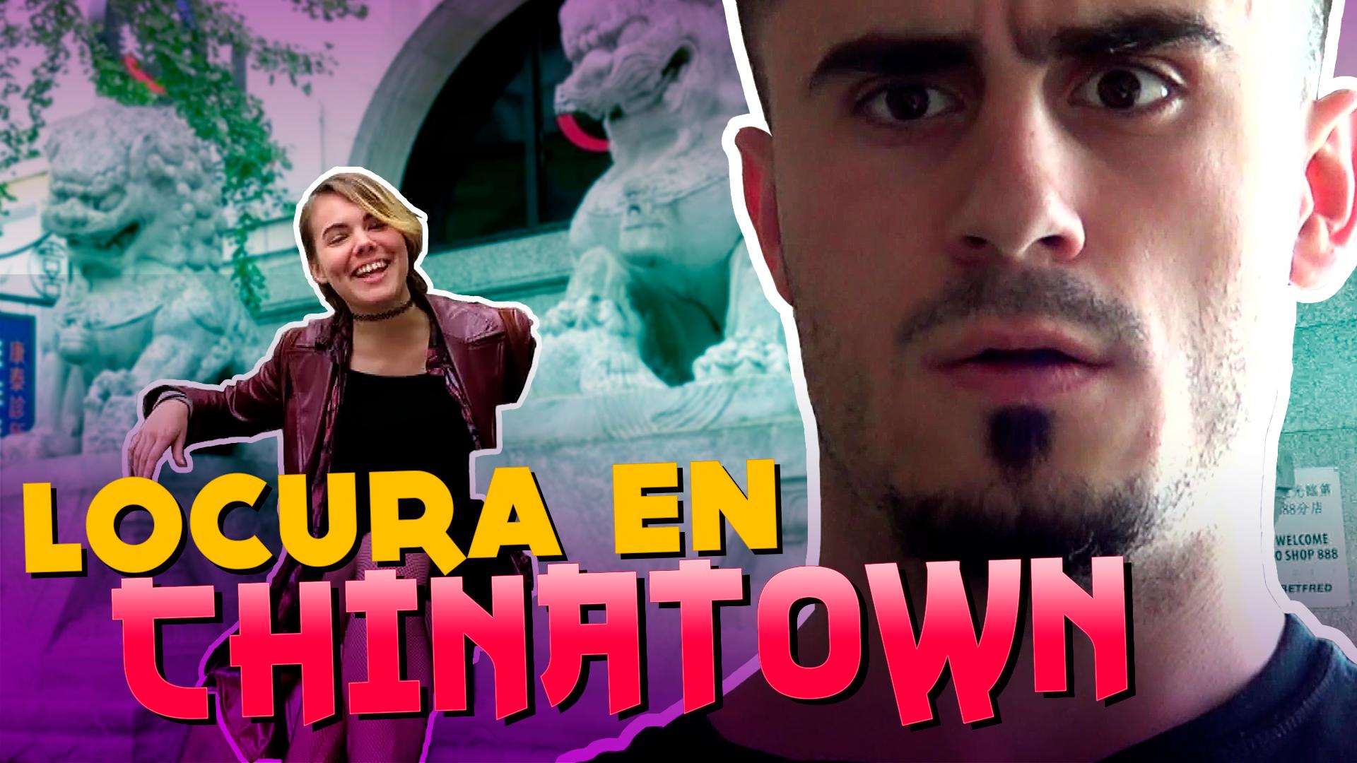 Temporada 1  Xuri y Jägger en Chinatown