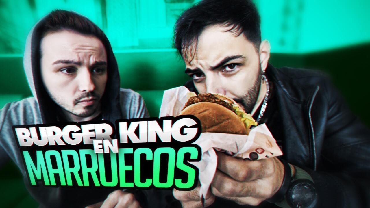 Temporada 2 BURGER KING en Marruecos | NexxuzHD y 8cho