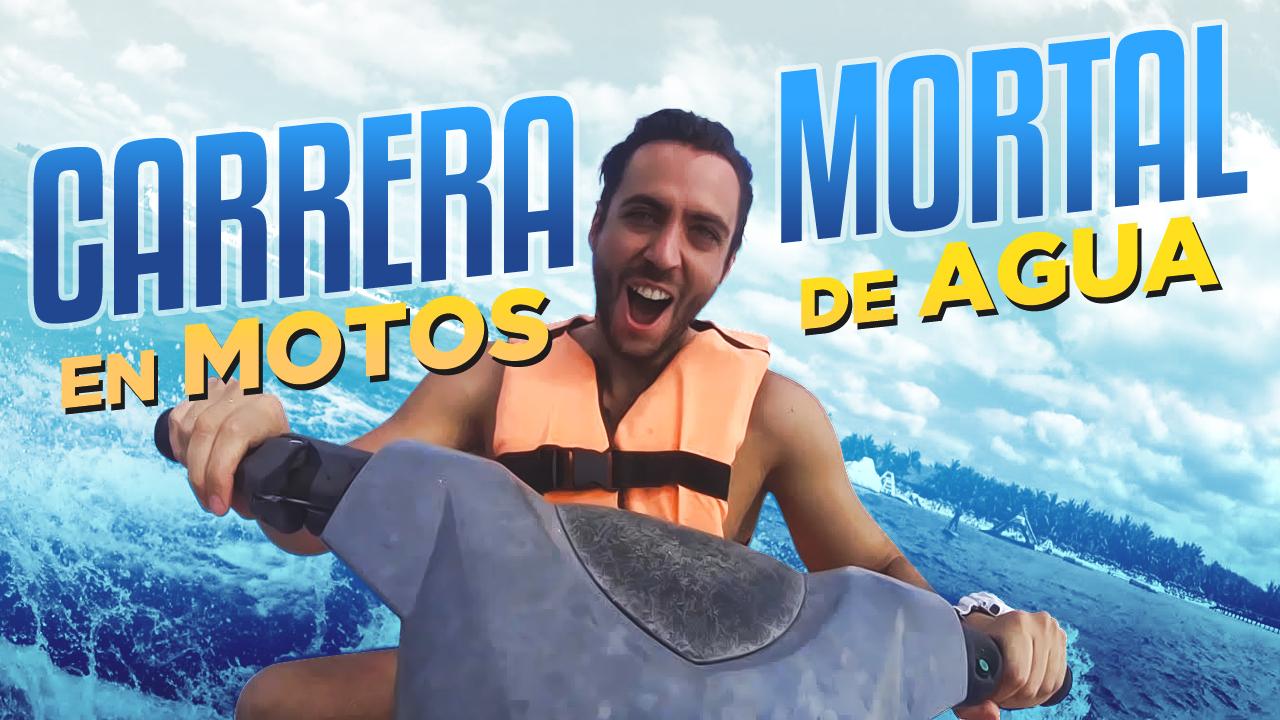 Temporada 2 Carrera mortal en motos de agua