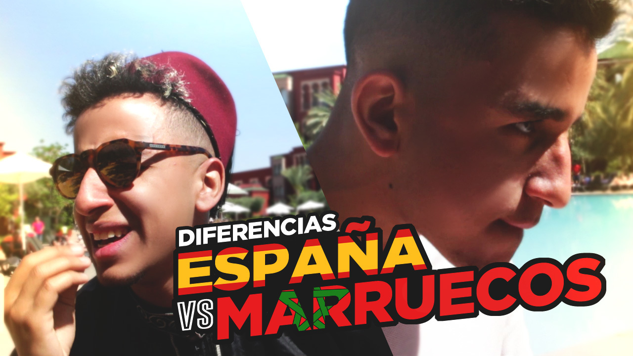 Temporada 2 Diferencias España vs Marruecos