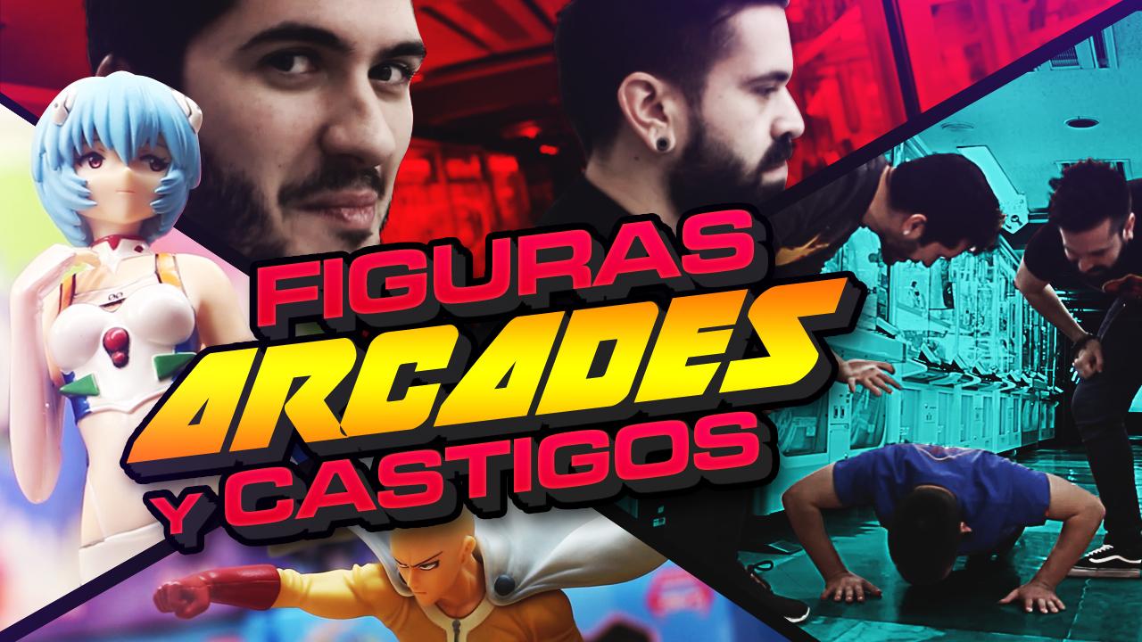 Temporada 2 Figuras, Arcades y Castigos | #WJT3