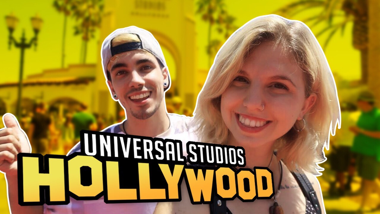 Temporada 2 Neus y Widler en Universal Studios Hollywood