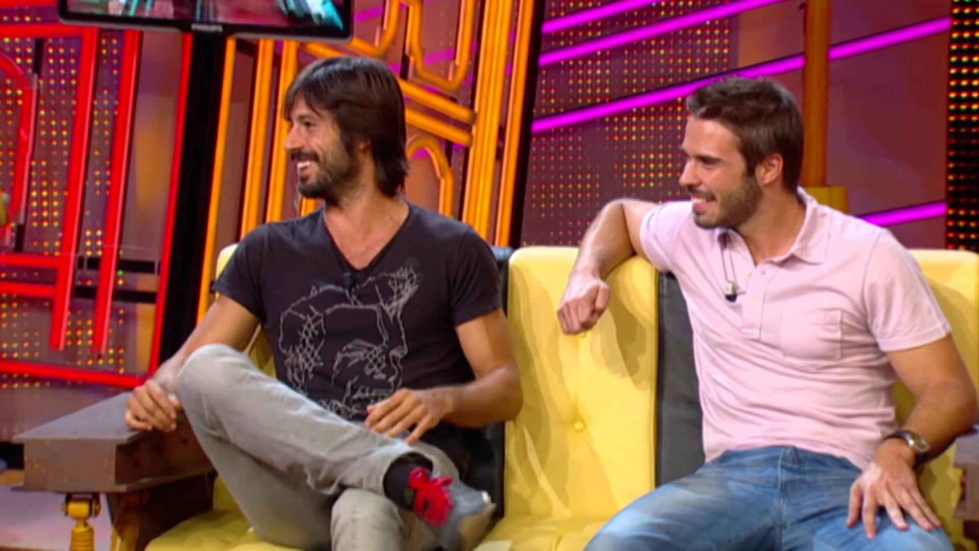 Temporada 1 Programa 13: Hugo Silva y Alex Barahona