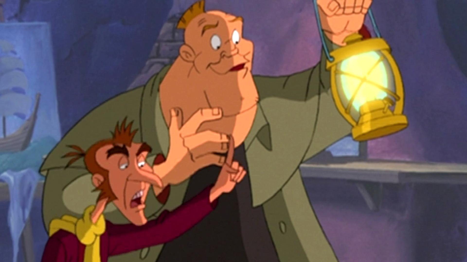 Temporada 1 Capítulo 2: Pippi recibe a dos ladrones