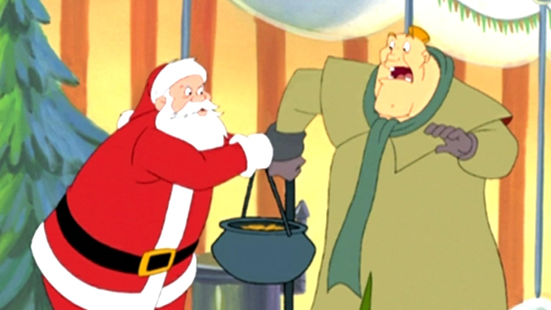Temporada 1 Capítulo 4: Las navidades de Pippi