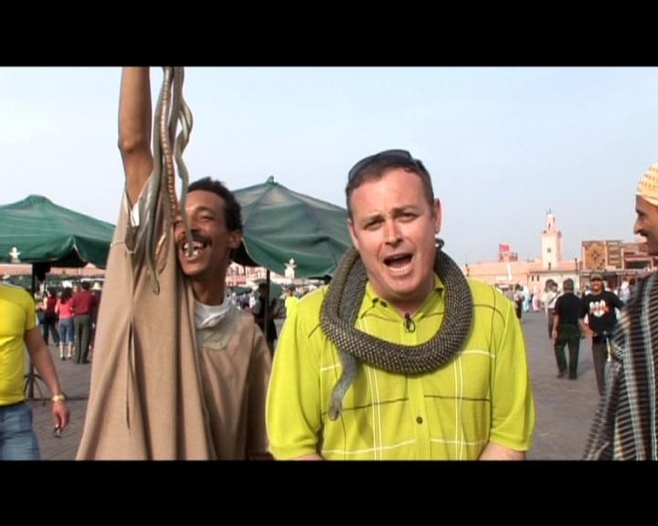 Temporada 1 Marrakech (Pablo Carbonell)