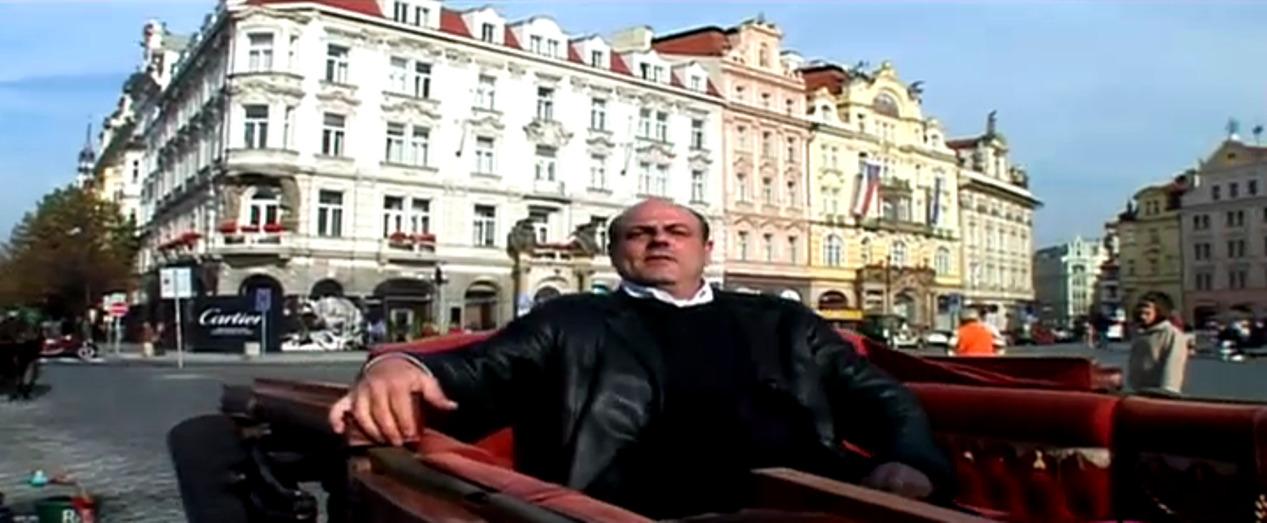 Temporada 1 Praga (Santiago Urralde)
