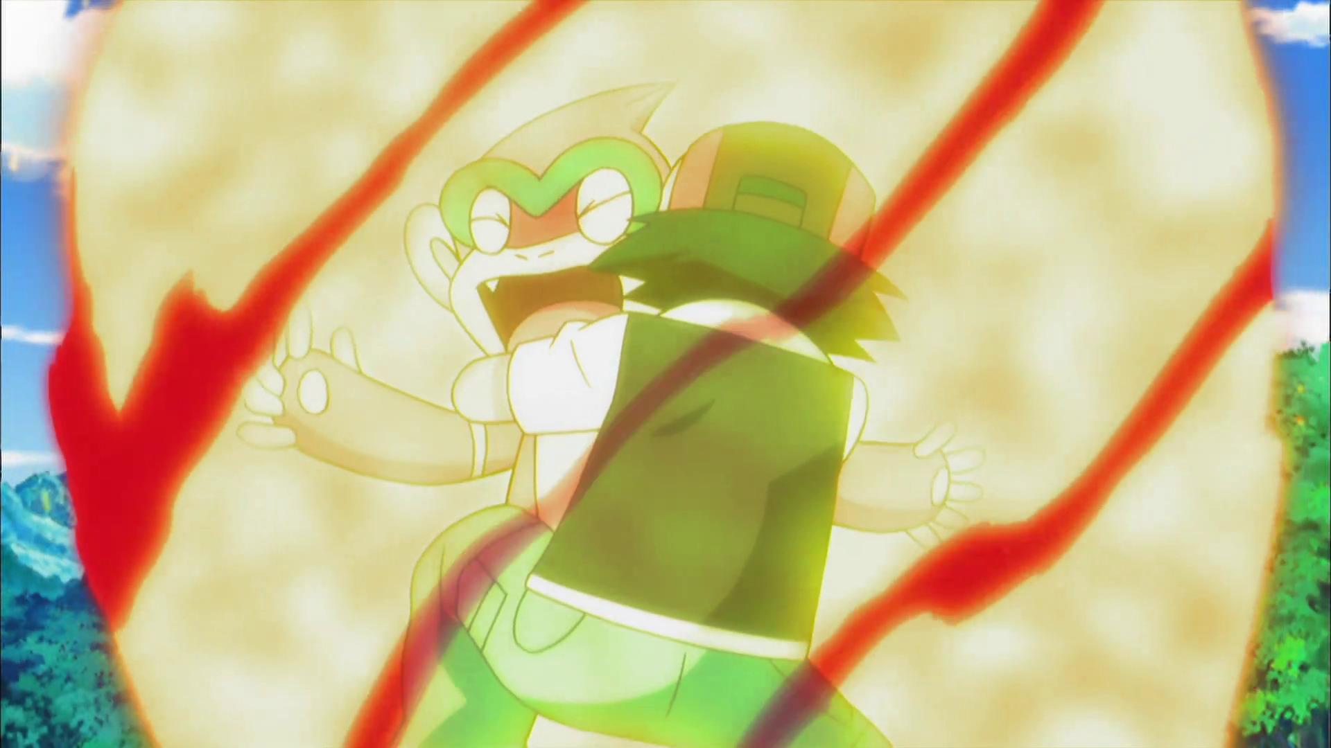 Temporada 13: DP - Los vencedores de la liga Sinnoh T13 - C6: ¡Combatiendo ira con fuego!
