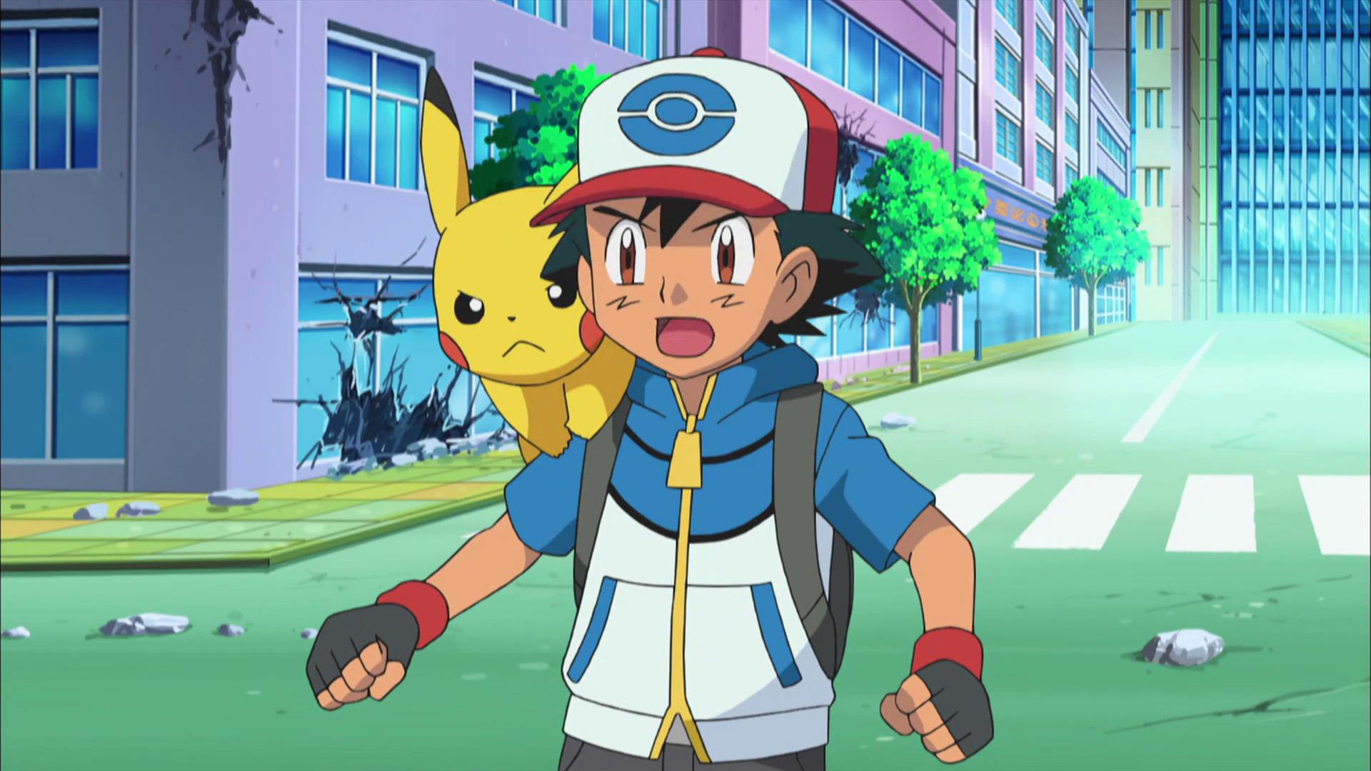 Temporada 16: Negro y blanco - Aventuras en Teselia y más allá T16 - C20: ¡El Equipo Plasma manipula a los Pokémon!