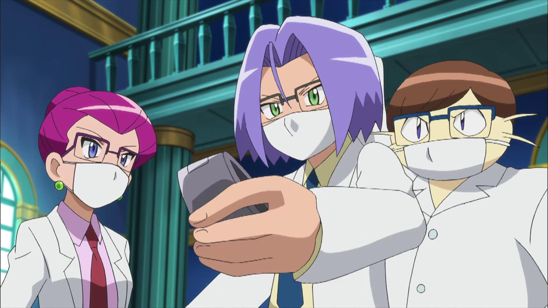 Temporada 17: XY T17 - C2: ¡Persecución en la ciudad Luminalia!