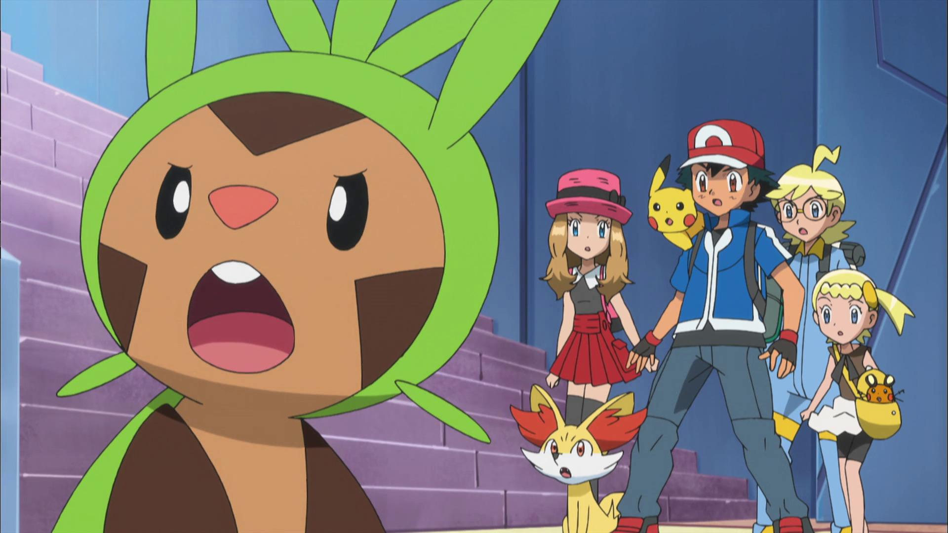 Temporada 17: XY T17 - C46: ¡Soñando el sueño de una Estrella Pokémon!