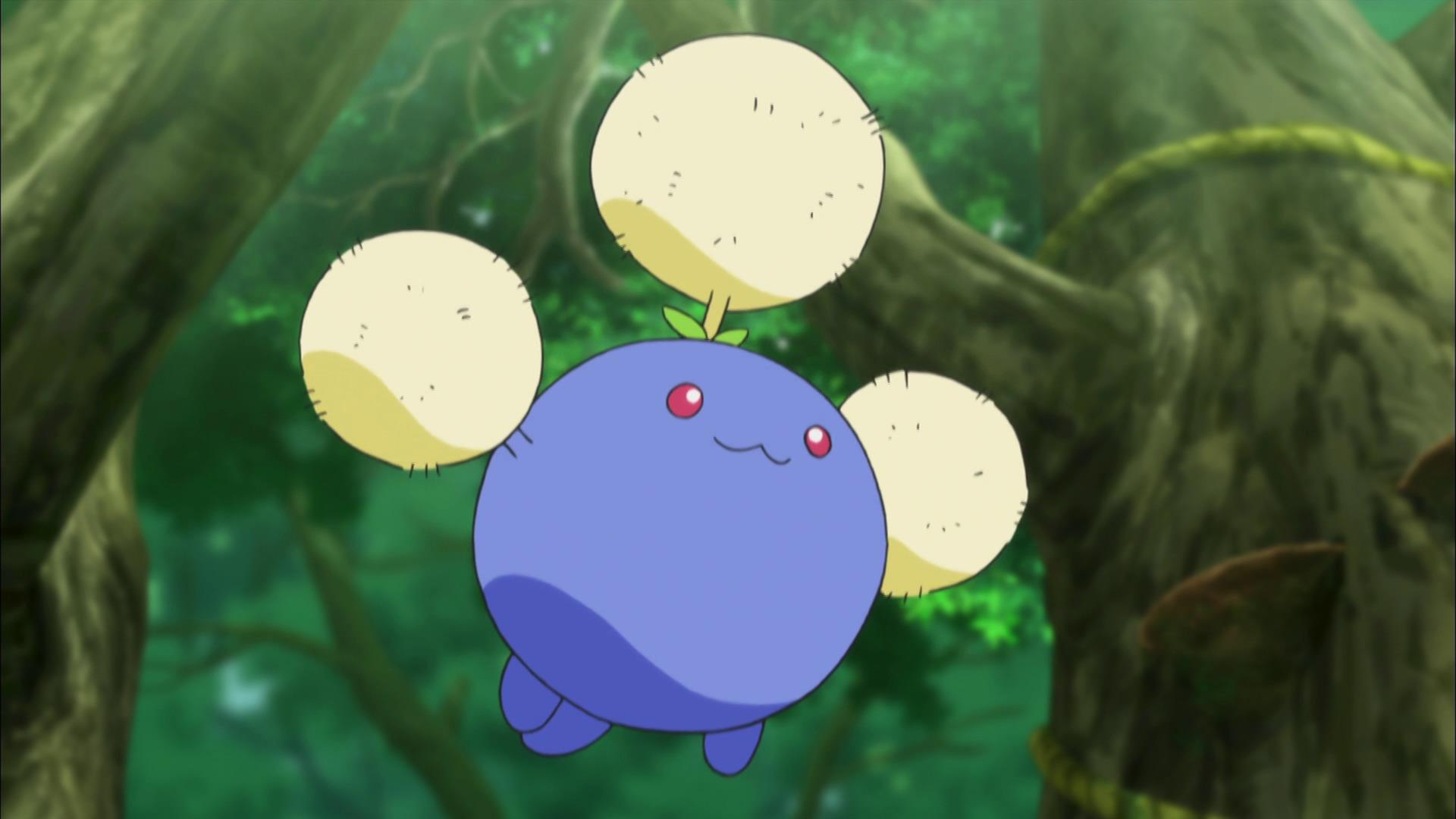 Temporada 18: XY - Expediciones en Kalos T18 - C10: ¡Los Pokémon de tipo Planta más verdes del hogar!