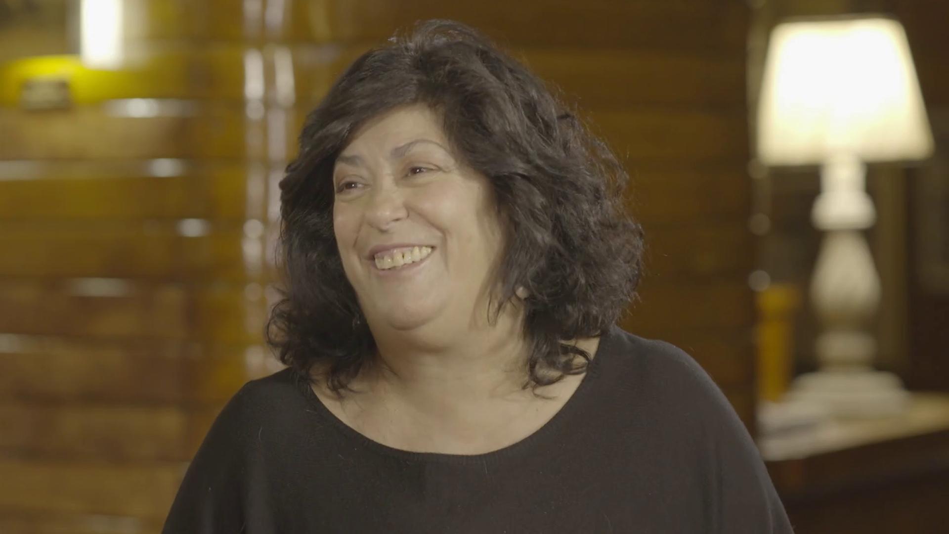 Joaquín Sabina Almudena Grandes, sobre Sabina