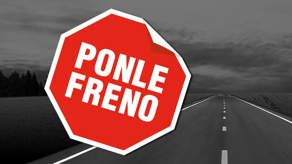 Temporada 1 Jornadas Ponle Freno sobre ciclistas