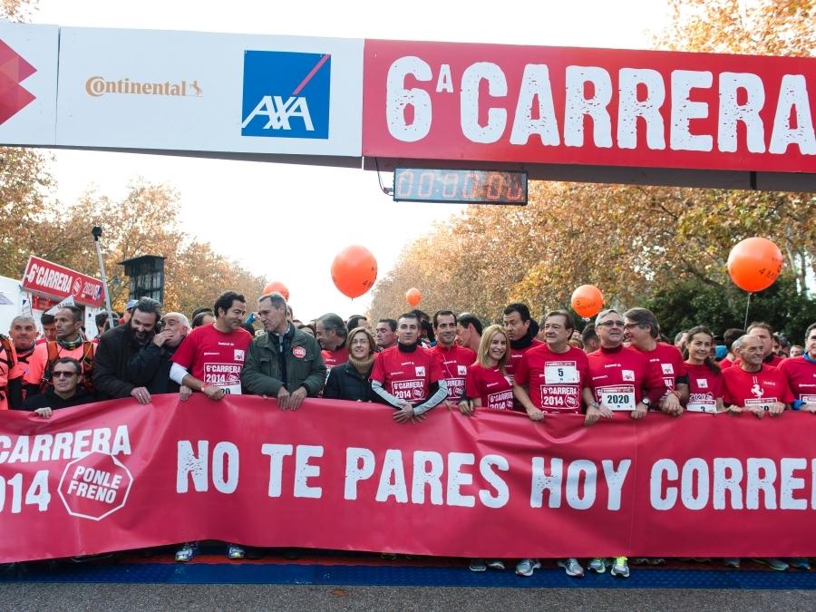 Temporada 1 Carrera 2014