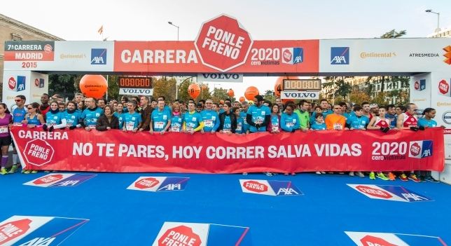 Temporada 1 Carrera 2015